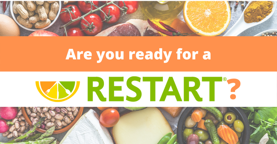 Are you ready for a RESTART®? I am!